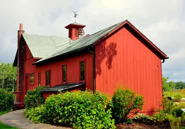 Norman Rockwell Museum near Oak n Spruce Resort.