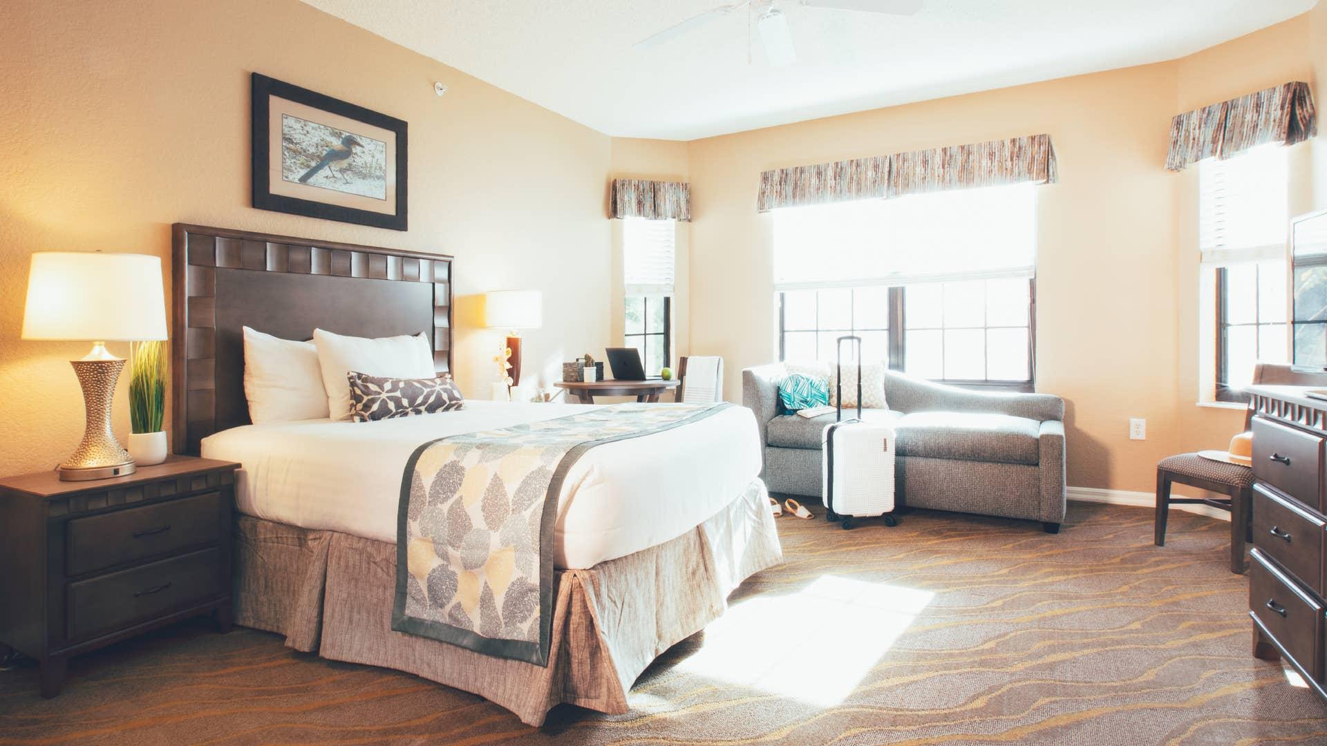 Orange Lake Resort Pictures At West Village Three Bedroom Villa Holidayinnclub Com