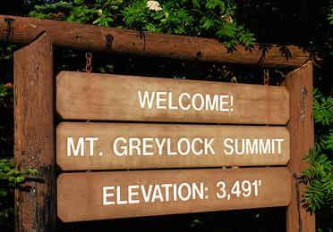 Mount Greylock State Reservation near Oak n Spruce Resort.