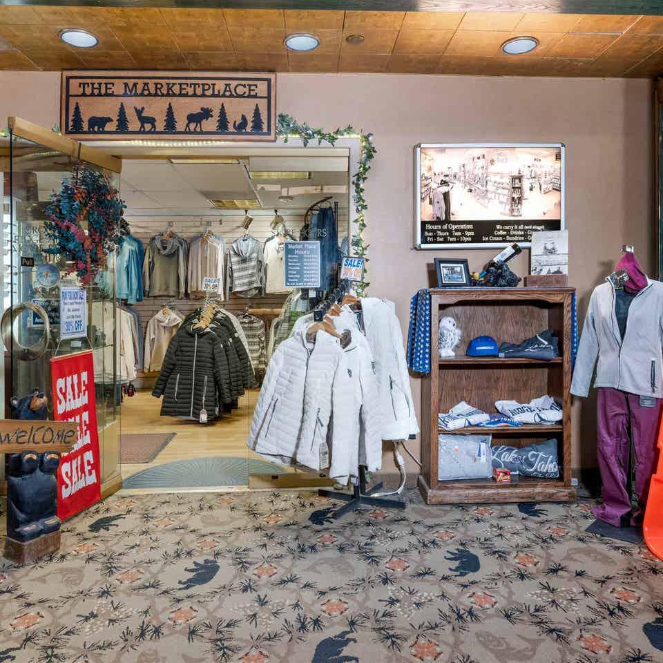 Clubhouse Marketplace at Tahoe Ridge Resort