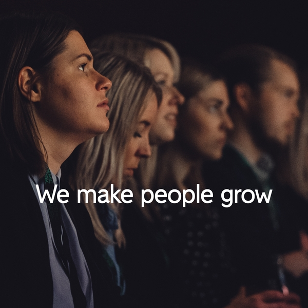 we make people grow