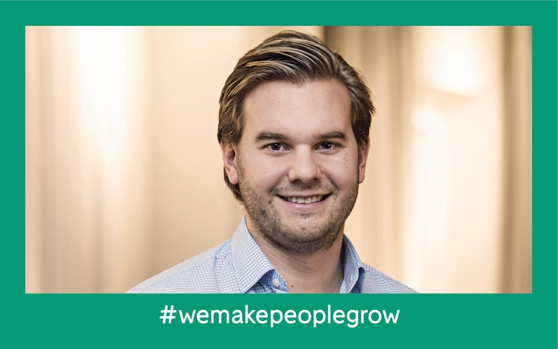 Max Hjärtström We make people grow