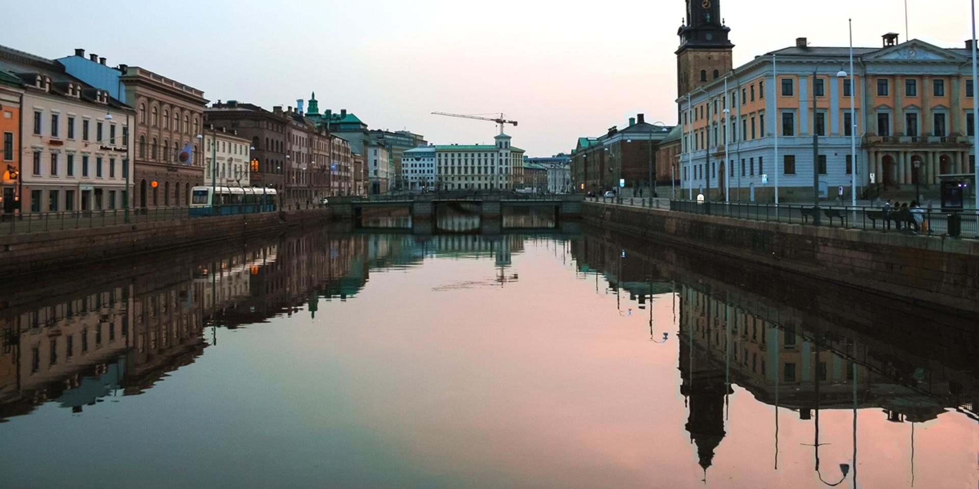 Academic Work Göteborg