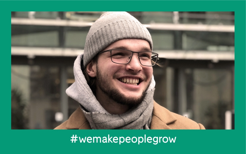Karol Michalski We make people grow