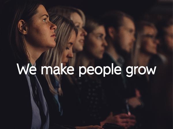 We make people grow