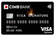 CIMB Visa Signature Card