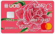 UOB Lady's Card