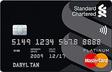 Standard Chartered Platinum MasterCard Credit Card