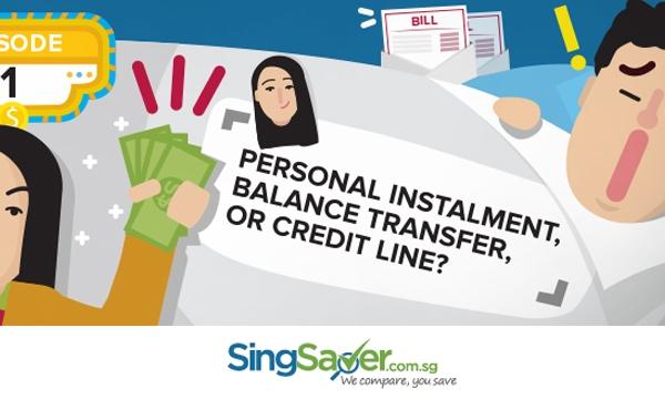 Best Balance Transfer in Singapore 2019 | SingSaver