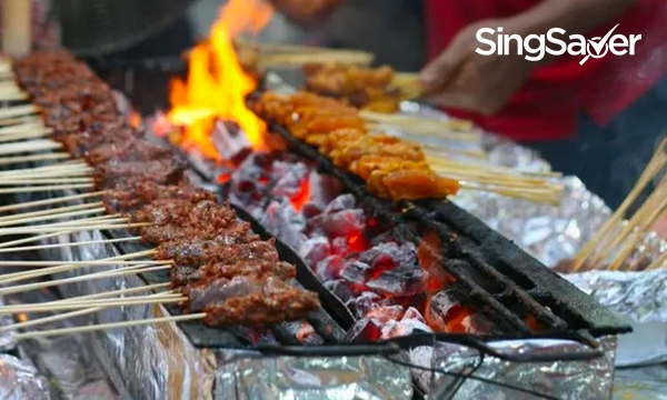 SingapoRediscovers Vouchers: Food Tours That Cost $100 And Below