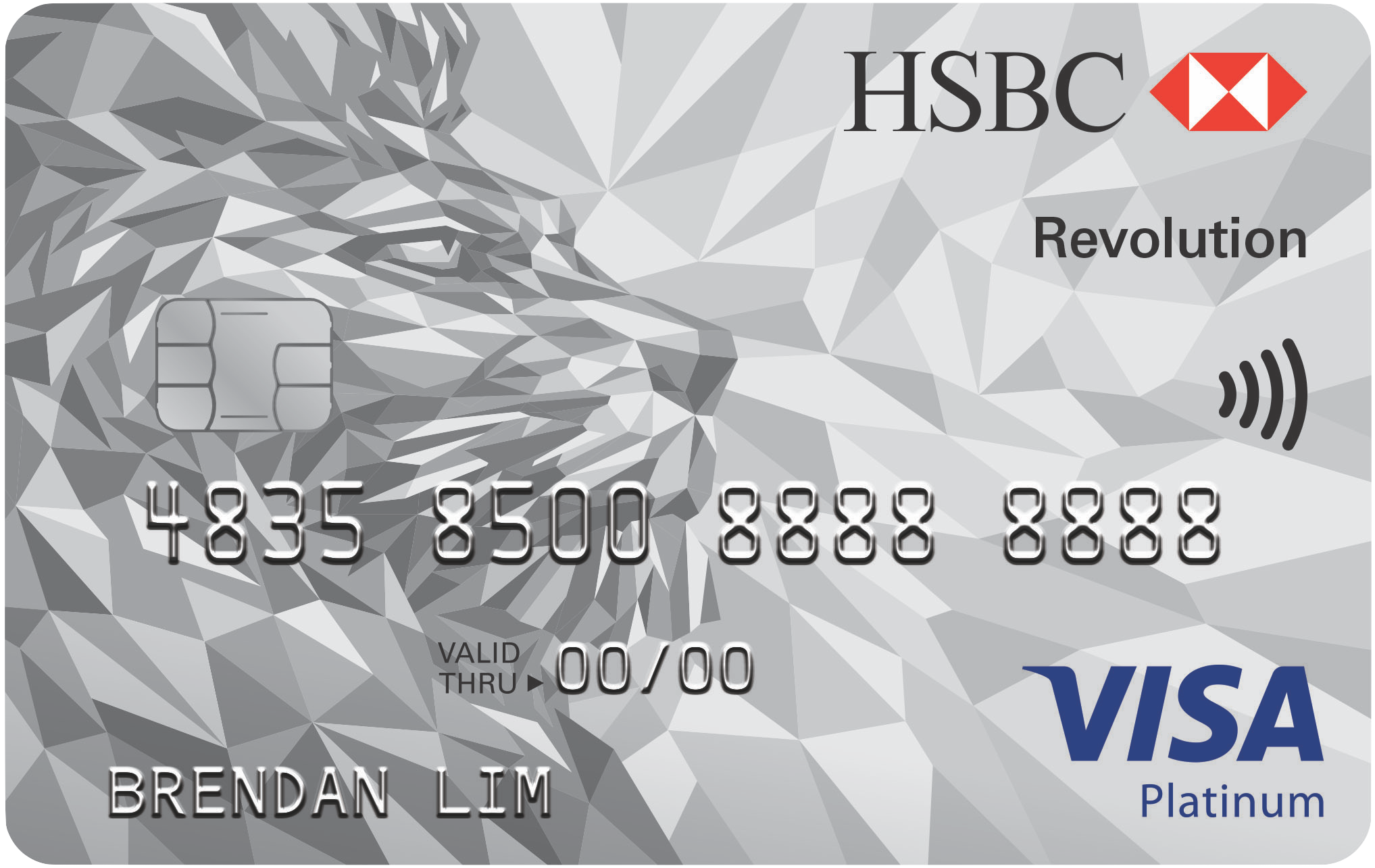 HSBC Revolution Credit Card | SingSaver