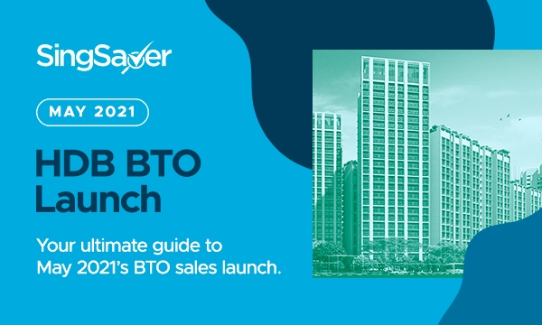HDB BTO Launches In 2021