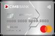 CIMB Platinum Mastercard
