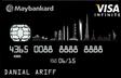 Maybank Visa Infinite Card