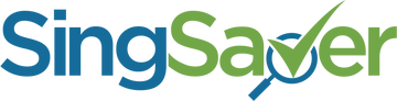 SingSaver Logo