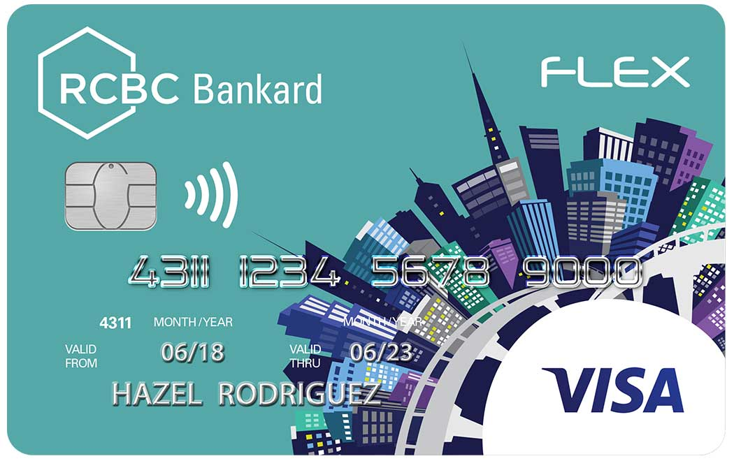 rcbc flex visa