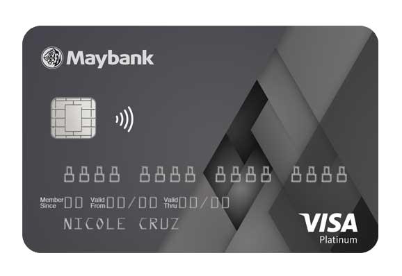 maybank platinum visa