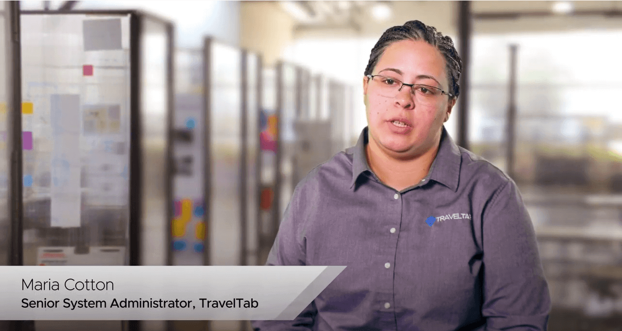 TravelTab transformiert die Erfahrung von Reisenden durch sicherere, leistungsfähigere mobile Services