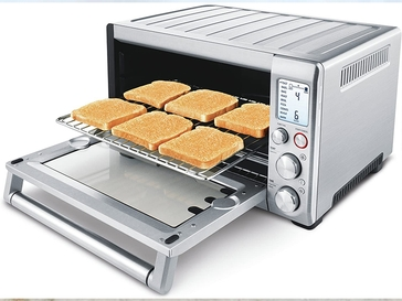 A Review of the Breville Smart Oven BOV800XL