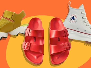 The 17 Best Shoes to Kick It In This Summer