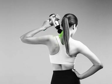 A Review of Hyperice Hypervolt Vibration Massage Device