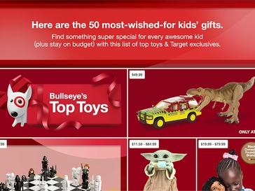 Target Toy List 2021 from BlackFriday.com