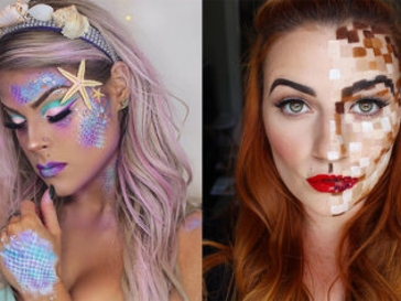 6 Easy DIY Halloween Makeup Looks to Try at Home