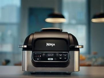 Ninja Foodi Air Fryer Grill Review
