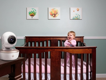 A Review of the Motorola Baby Monitor