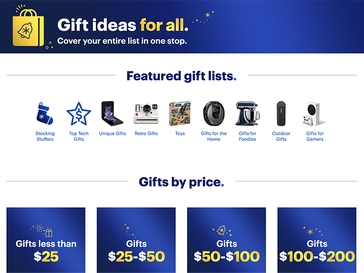 Best Buy Holiday Gift Guide 2021 from BlackFriday.com