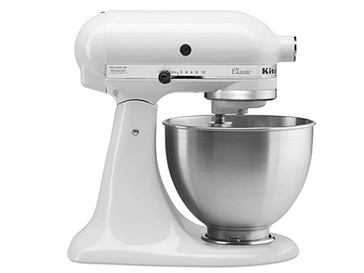 A Review of the KitchenAid 5-Quart Stand Mixer