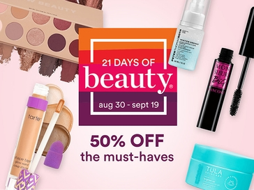 What to Buy During Ulta's 21 Days of Beauty Sale