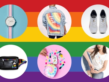 Support These 12 Brands That Give Back for Pride