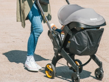 A Review of the Doona Stroller