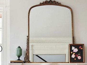 Affordable Dupes to Anthropologie's Gleaming Primrose Mirror