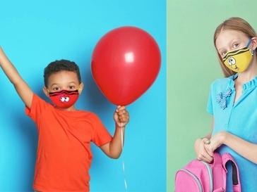 Best Back-to-School Face Masks for Kids