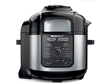 A Review of the Ninja Foodi Pressure Cooker