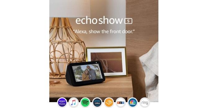 amazon echo show 5