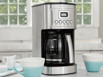 Cuisinart DCC-3200 Coffee Maker: Review, Pros & Cons