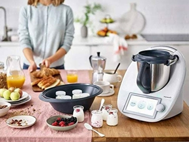A Review of the Thermomix TM6 Cooker