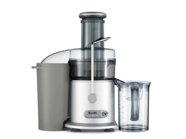 A Review of the Breville JE98XL Juice Fountain Plus