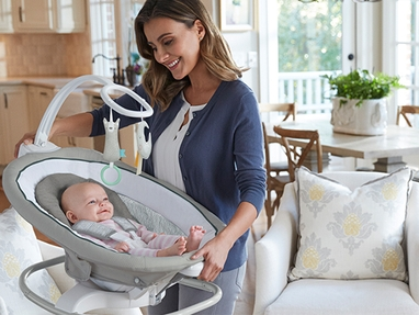 A Review of Graco Baby Swings