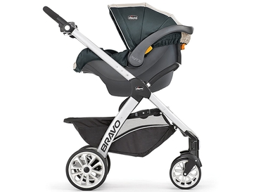 A Review of the Chicco Bravo Travel System
