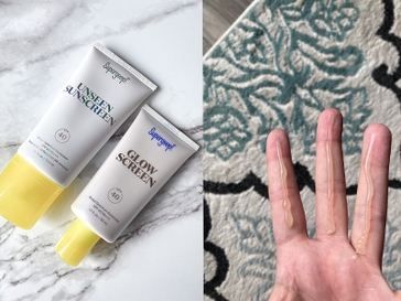 A Candid Review of the Supergoop! Unseen Sunscreen