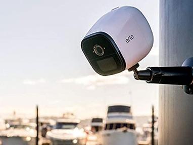 A Review of Arlo Security Cameras