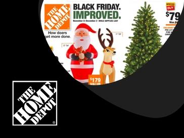 Home Depot Black Friday Deals