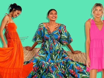 16 Fabulous Dresses to Live Out Your Hot Vax Summer
