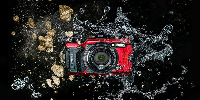 Olympus Tough Waterproof Camera