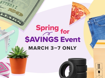 Your Trusty Guide to RetailMeNot's Spring for Savings Event