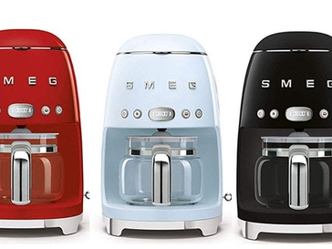 A Review of the Smeg Drip Coffee Maker